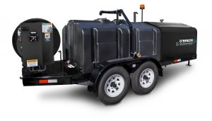 7000 Series Trailer Water Jetter